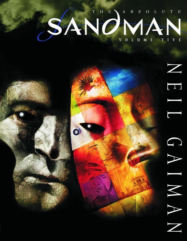 ABSOLUTE SANDMAN HC #5