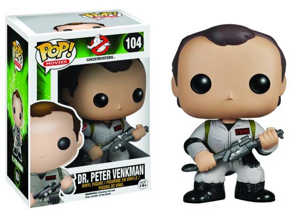 Dr. Peter Venkman 104