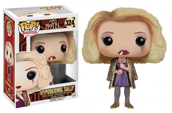 Hypodermic Sally 324