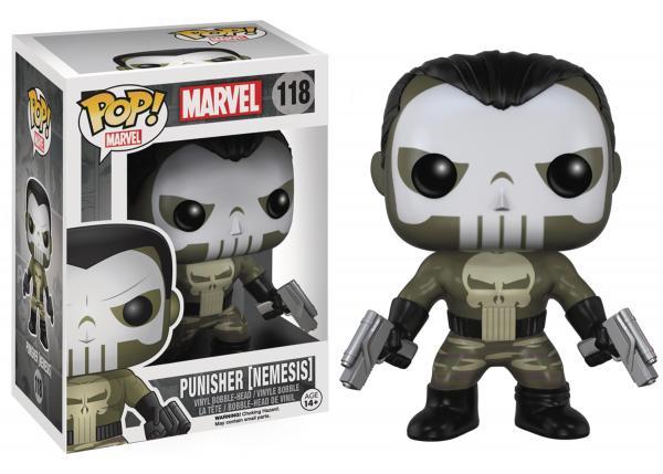Punisher [Nemesis] 118