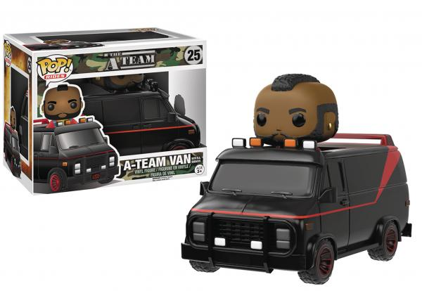 A-Team Van With B.A. Baracus 25