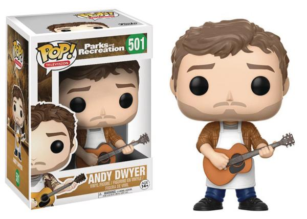 Andy Dwyer 501