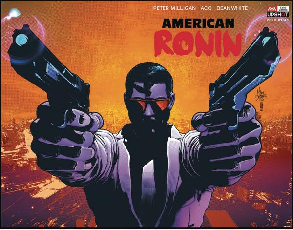 AMERICAN RONIN #1 (OF 5) CVR B DEODATO JR (MR)