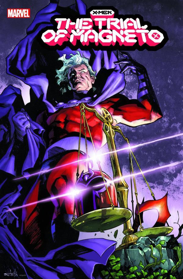 X-MEN TRIAL OF MAGNETO #3 (OF 5)