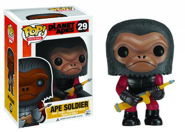 Ape Soldier 29