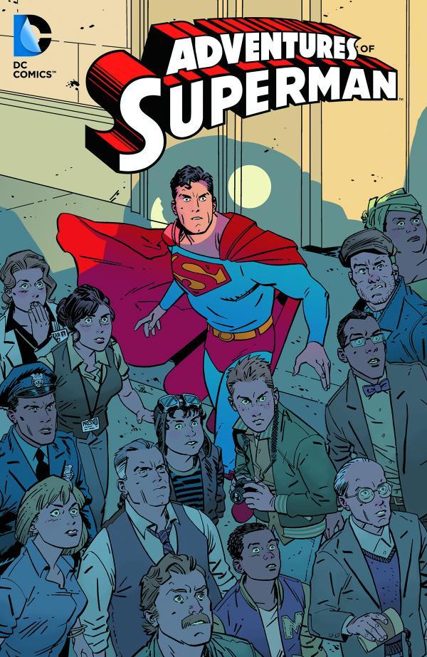 ADVENTURES OF SUPERMAN TP #3