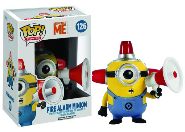 Fire Alarm Minion 126