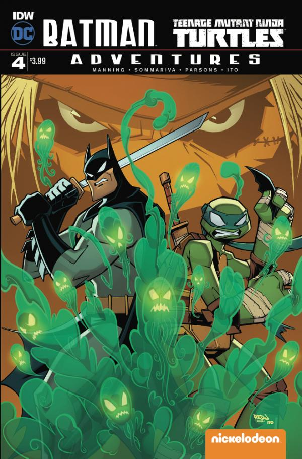 BATMAN TMNT ADVENTURES #4