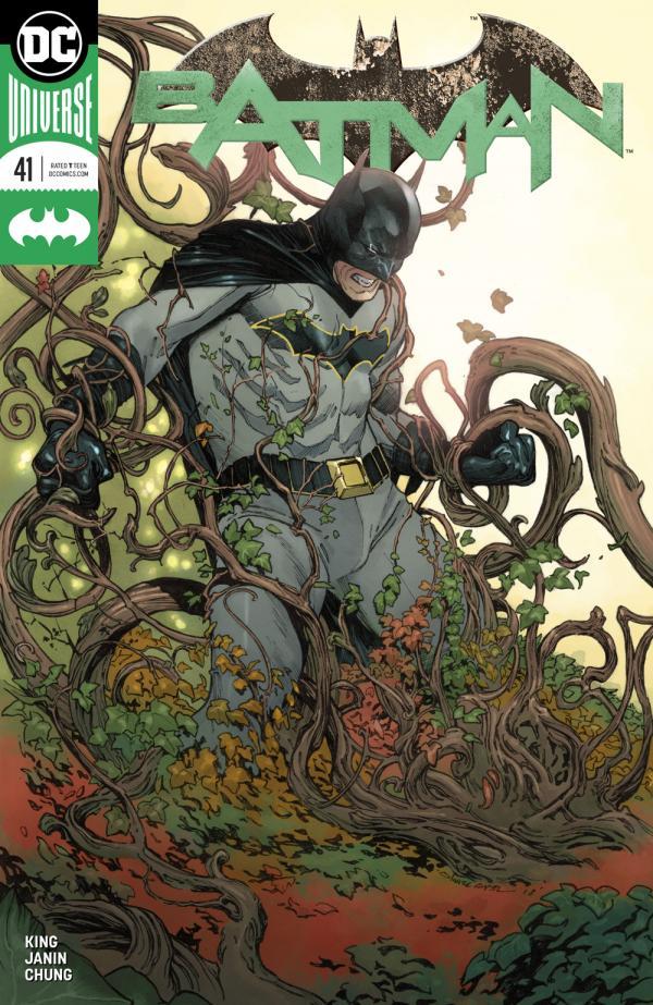 BATMAN #41 VAR ED