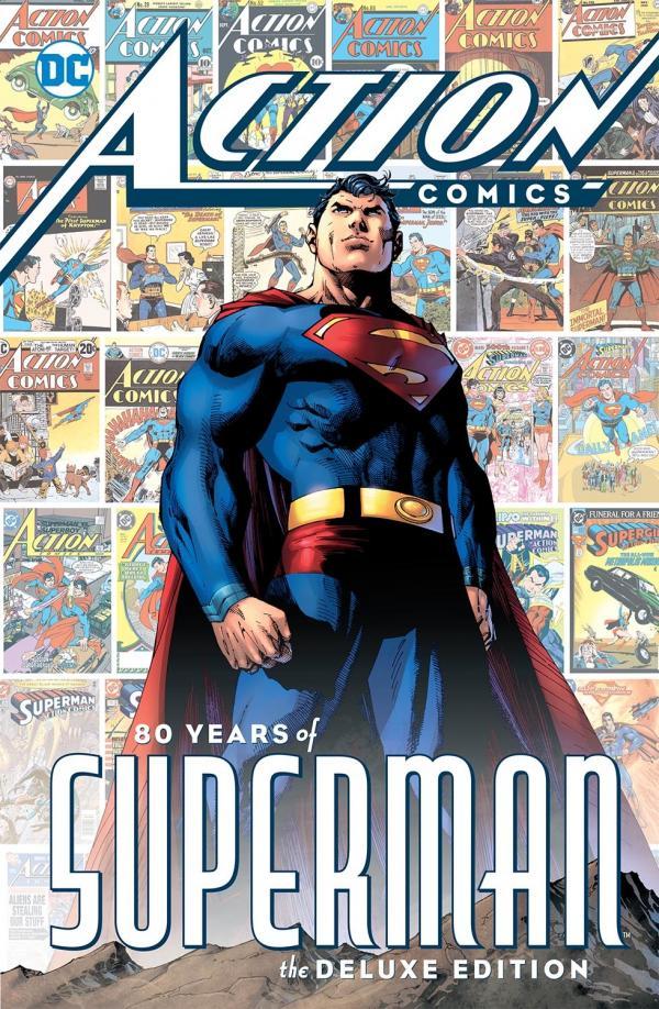 ACTION COMICS #1000 80 YEARS OF SUPERMAN HC