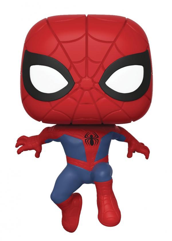 Peter Parker 404