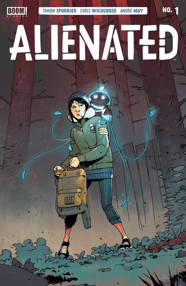 ALIENATED #1 CVR B BENGAL