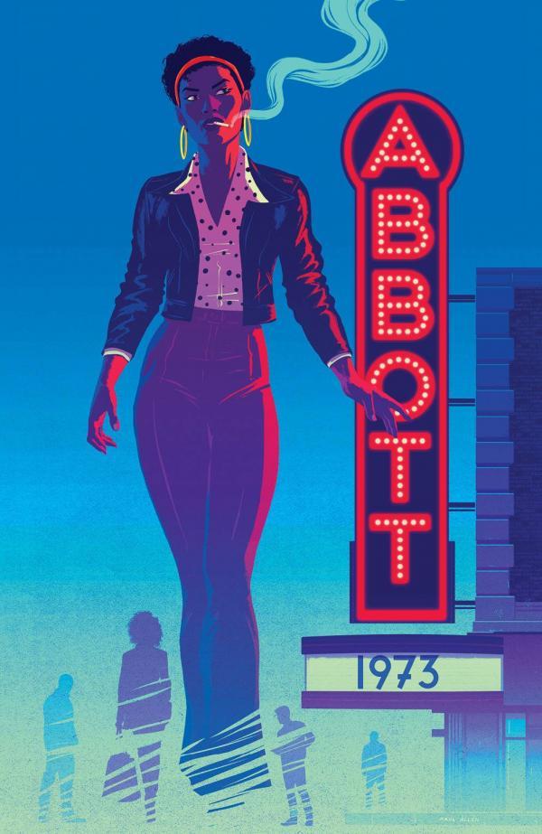 ABBOTT 1973 #2 (OF 5) RAUL ALLEN VAR