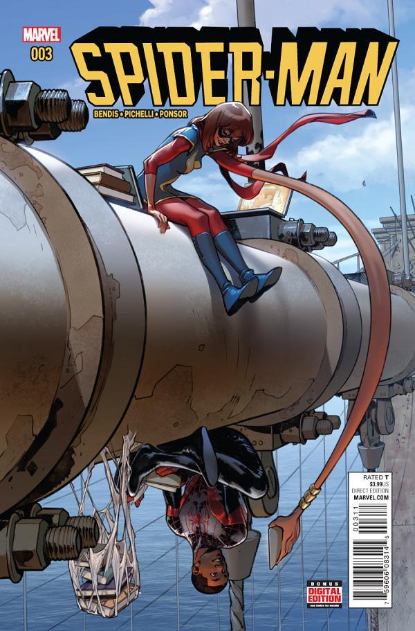 SPIDER-MAN #3 (2016)