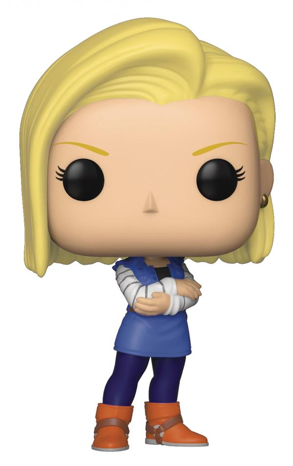 Android 18 530