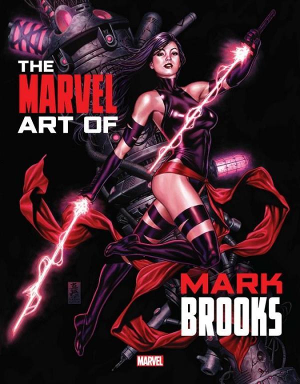 MARVEL MONOGRAPH TP ART OF MARK BROOKS