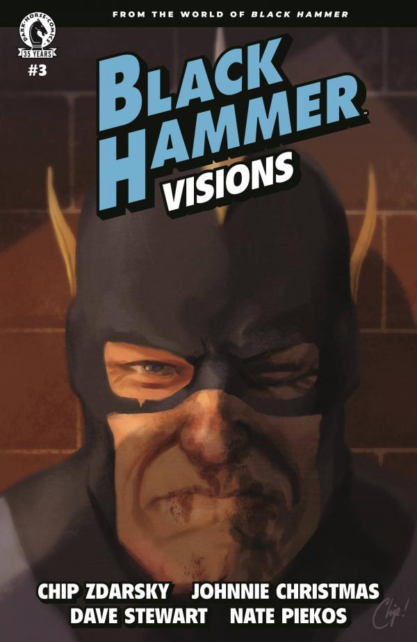 BLACK HAMMER VISIONS #3 (OF 8) CVR A ZDARSKY