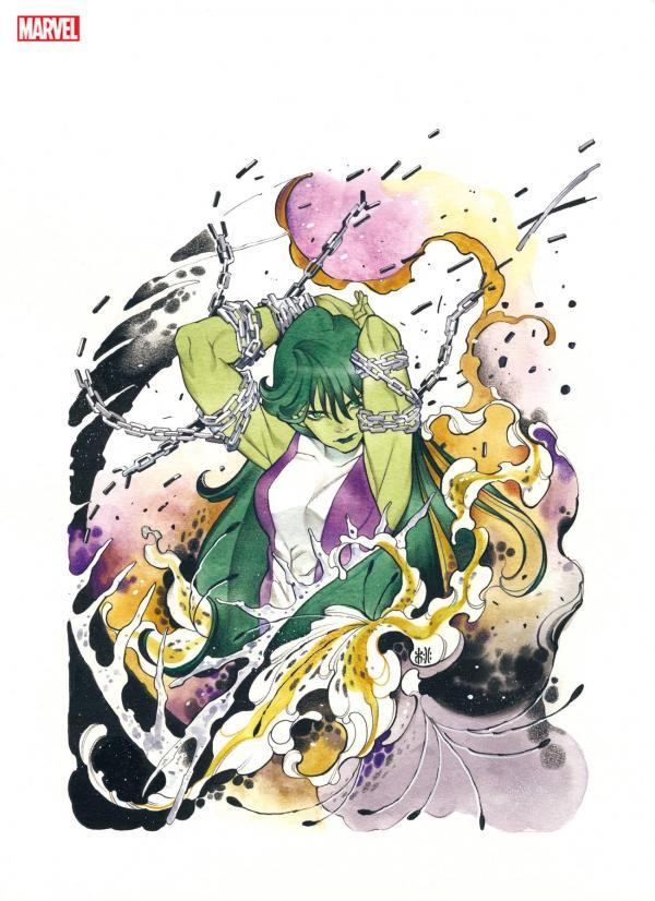AVENGERS #44 MOMOKO VIRGIN VAR