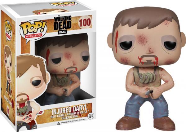 Injured Daryl 100