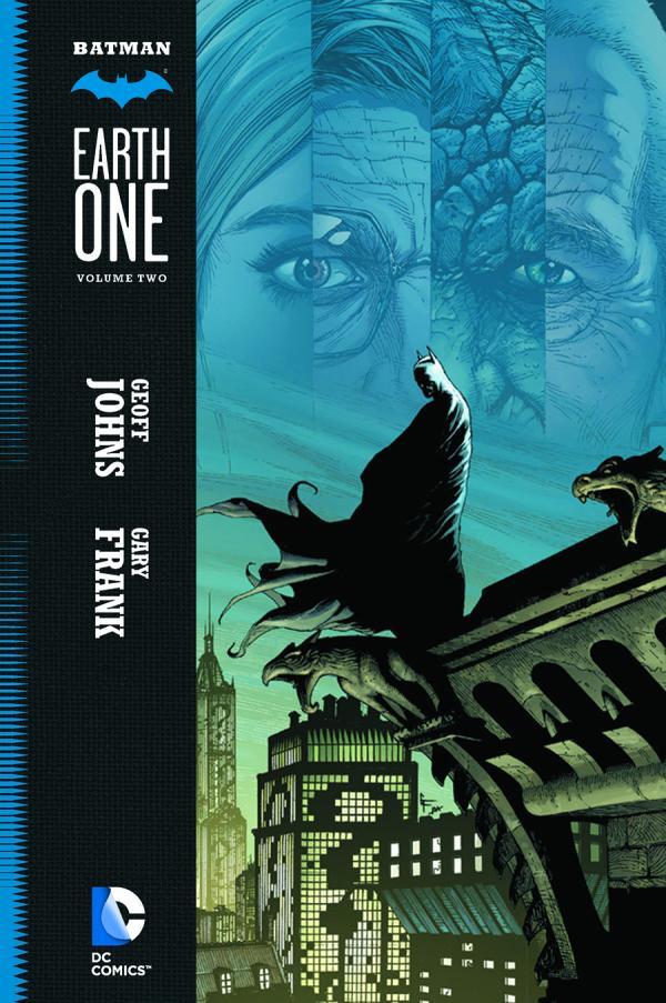 BATMAN EARTH ONE HC #2