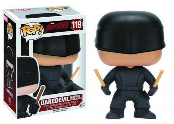 Daredevil Masked Vigilante 119