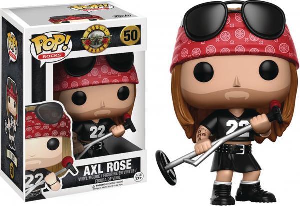 Axl Rose 50