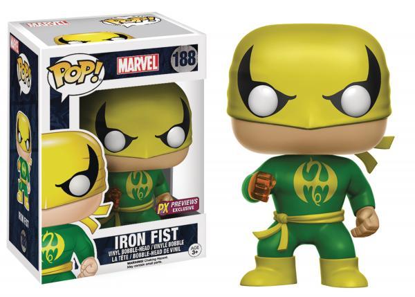 Iron Fist 188
