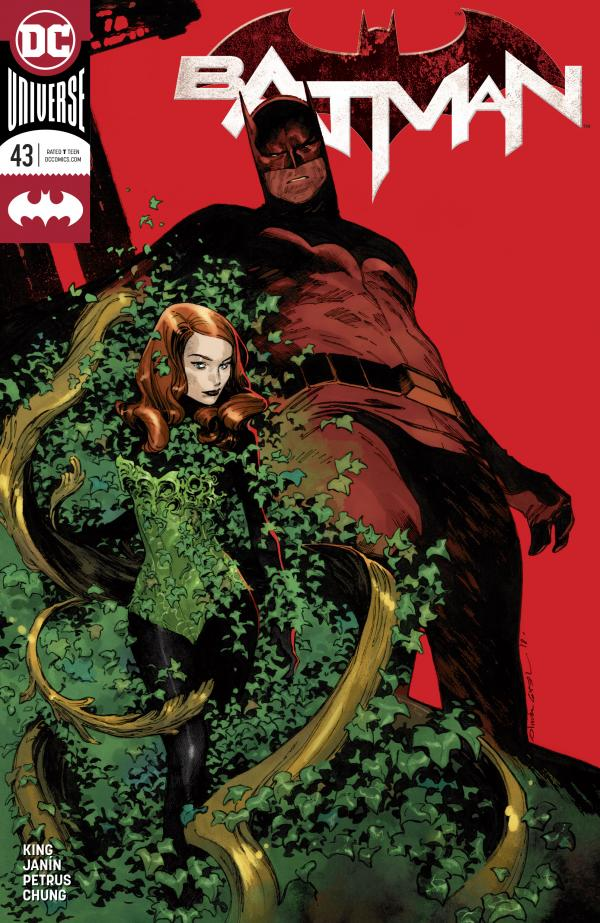BATMAN #43 VAR ED