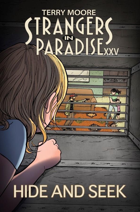 STRANGERS IN PARADISE XXV TP #2