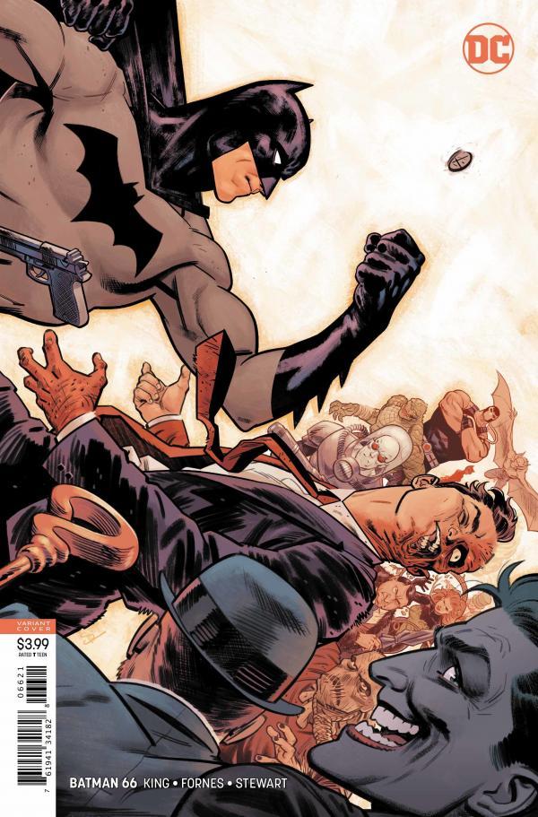 BATMAN #66 VAR ED
