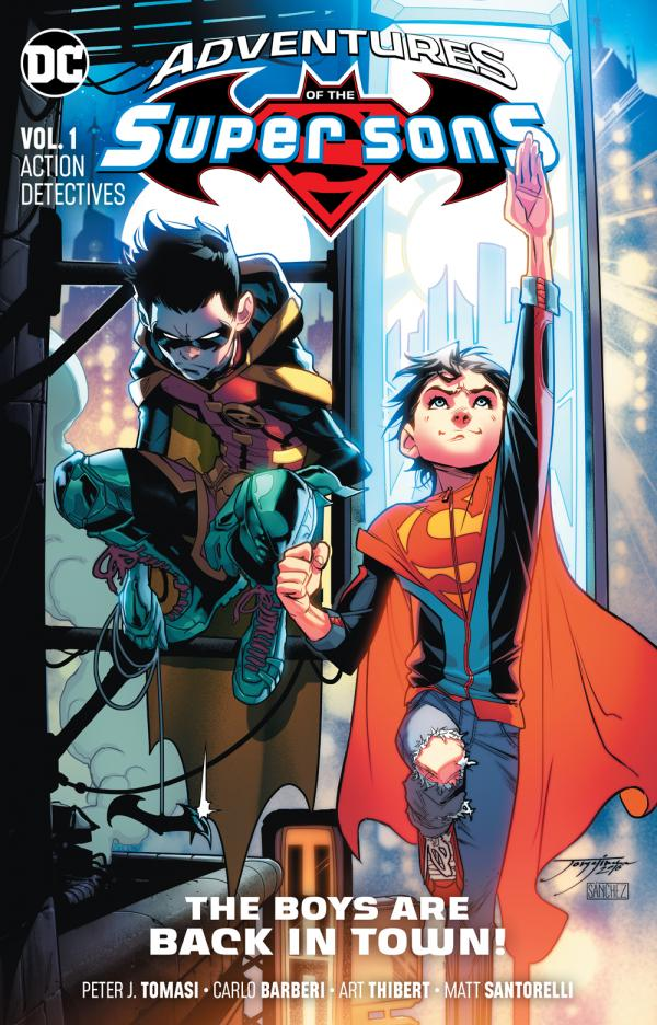 ADVENTURES OF THE SUPER SONS TP #1