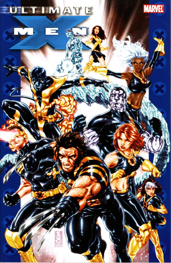 ULTIMATE X-MEN ULTIMATE COLLECTION TP #4
