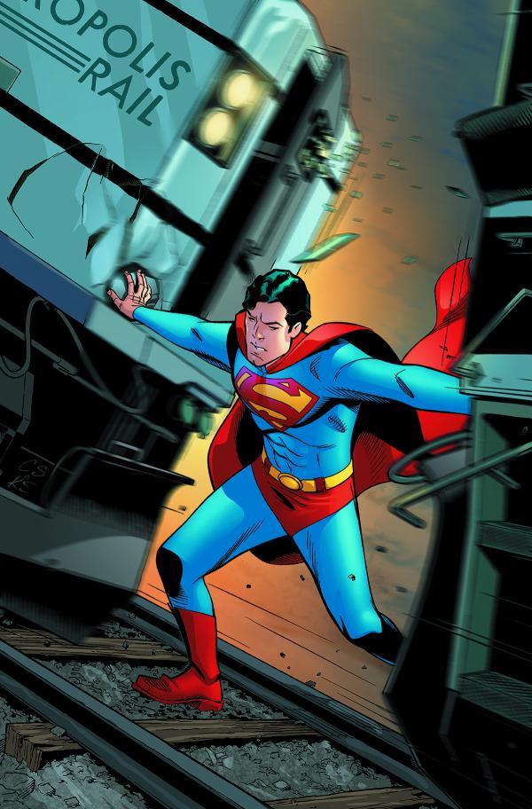 ADVENTURES OF SUPERMAN TP #2