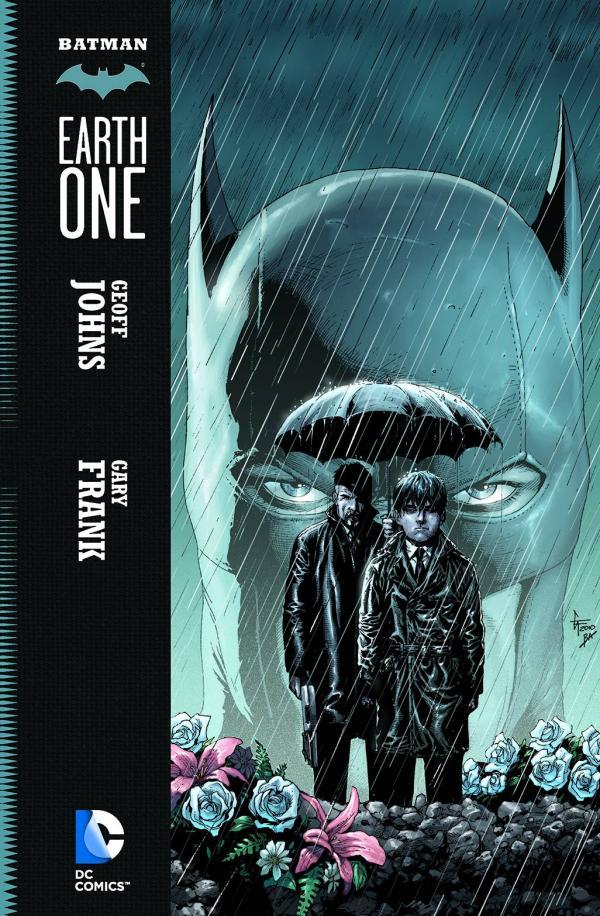 BATMAN EARTH ONE TP #1