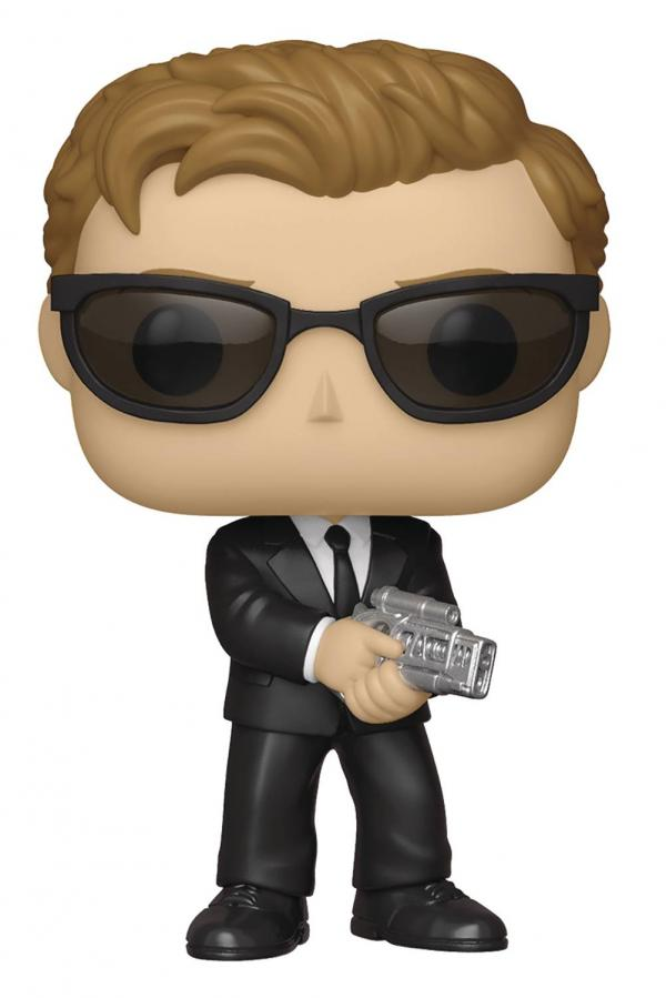 Agent H 738