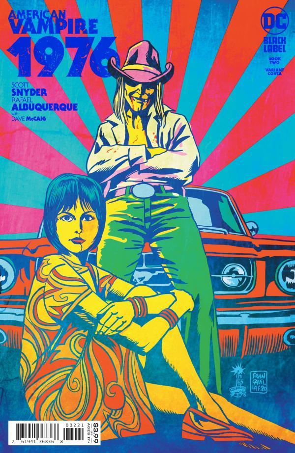 AMERICAN VAMPIRE 1976 #2 VAR