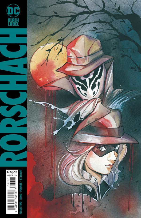 RORSCHACH #2 PEACH MOMOKO VAR