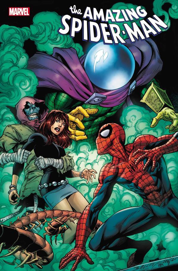 AMAZING SPIDER-MAN #74 BAGLEY VAR