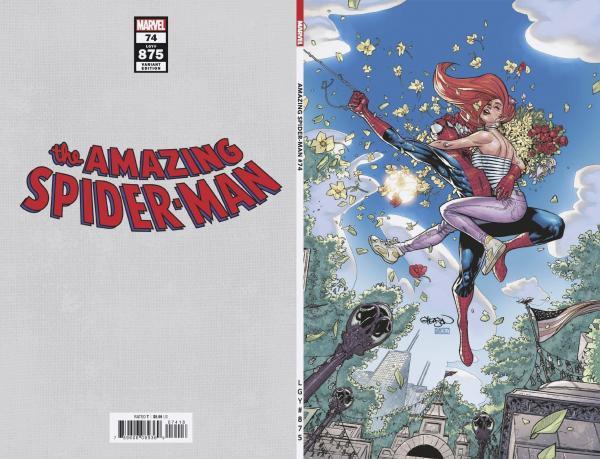 AMAZING SPIDER-MAN #74 GLEASON VIRGIN VAR