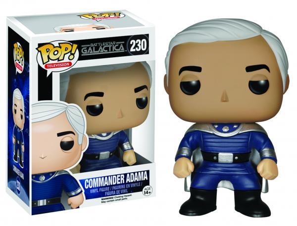 Commander Adama 230