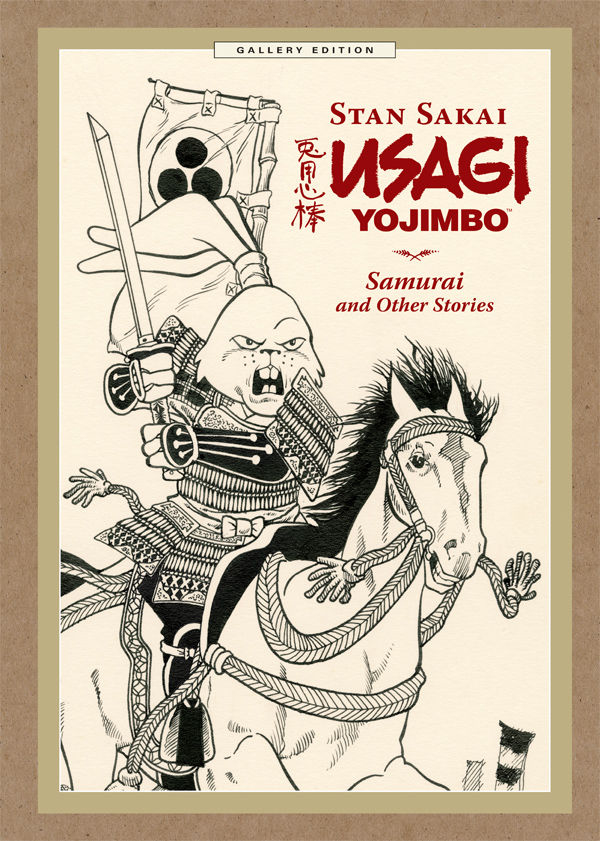 USAGI YOJIMBO GALLERY EDITION