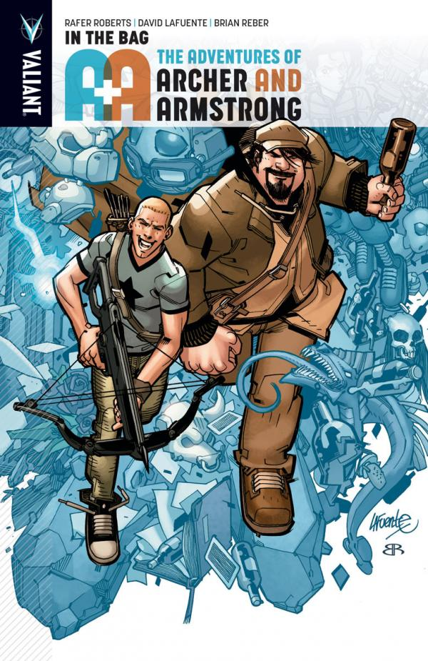 A&A ADV OF ARCHER & ARMSTRONG TP #1