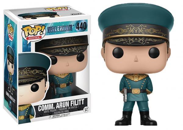 Comm. Arun Filitt 440