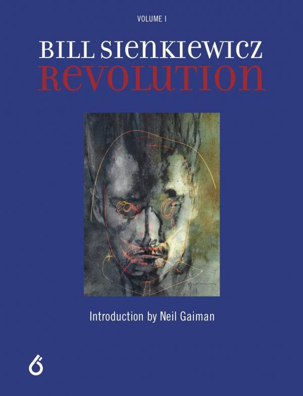 BILL SIENKIEWICZ REVOLUTION HC