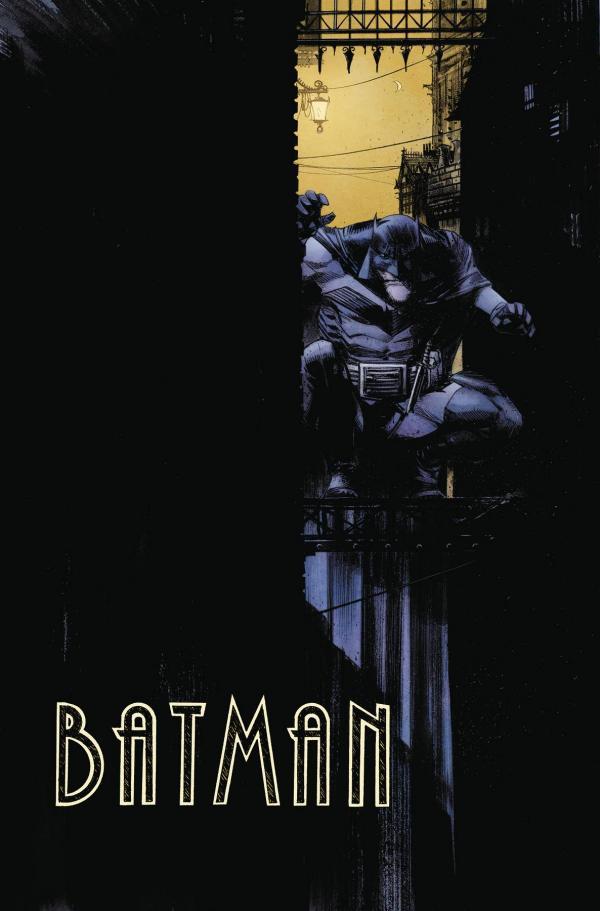 BATMAN CURSE OF THE WHITE KNIGHT #2 VAR ED