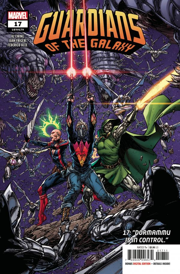 GUARDIANS OF THE GALAXY #17 (2020) ANHL