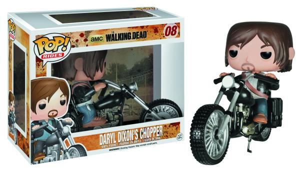 Daryl Dixon's Chopper Rides 08