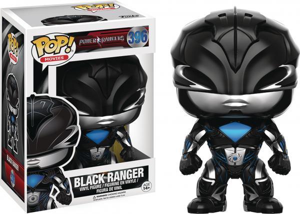 Black Ranger 396