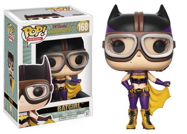 Batgirl 168