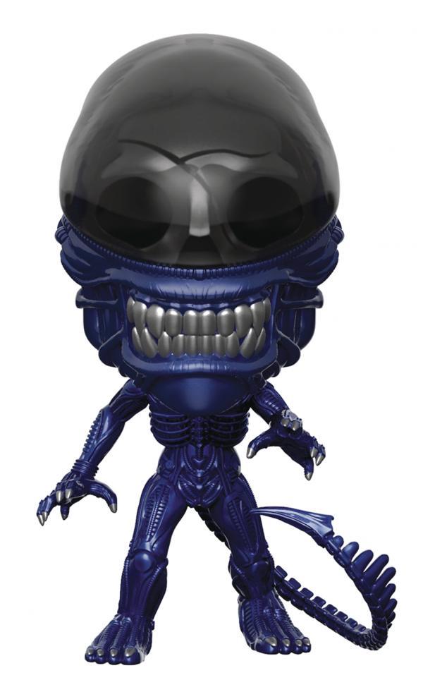 Xenomorph Blue 731